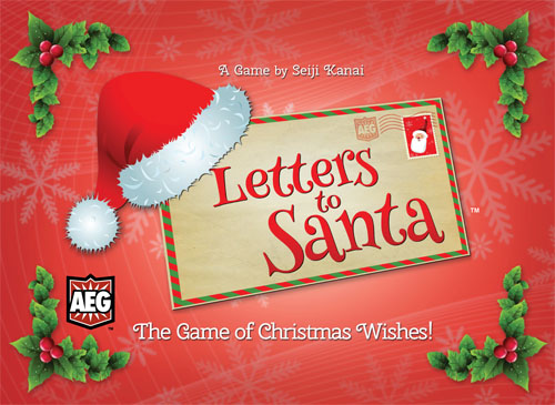 Letters To Santa Aka Love Letter