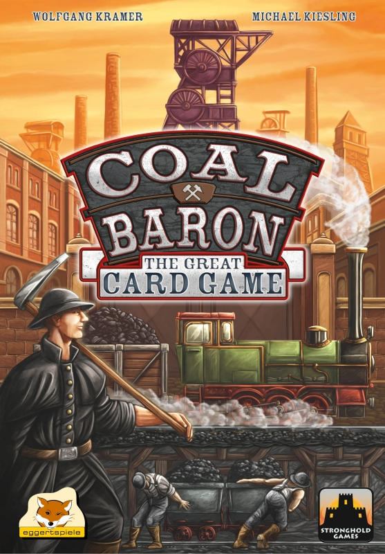 Coal Baron: The Great Card Game