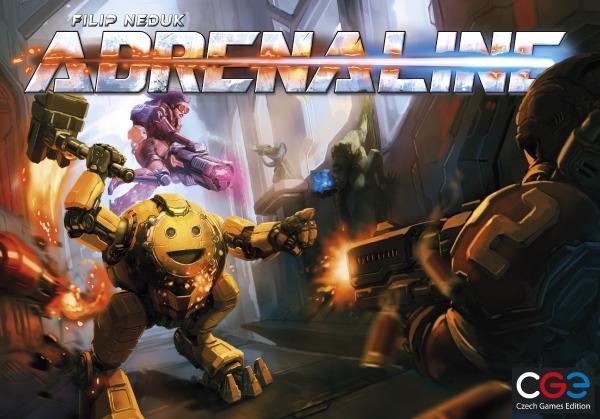 Adrenaline | GeekStop Games