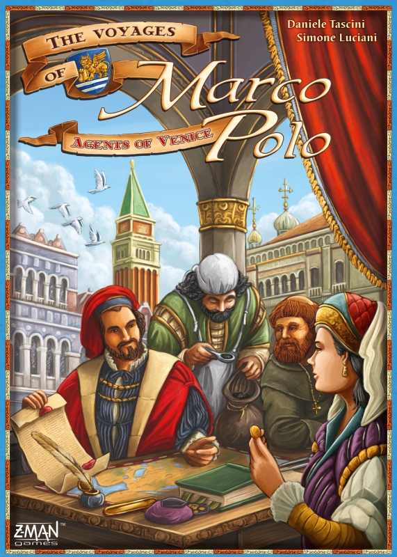 The Voyages of Marco Polo: Agents of Venice
