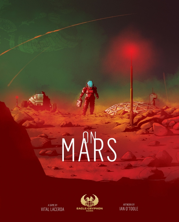 On Mars (includes Upgrade Pack)