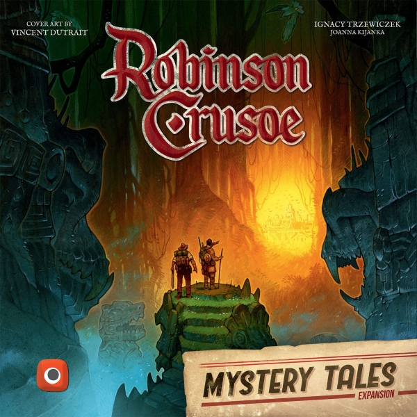 Robinson Crusoe: Adventures on the Cursed Island – Mystery Tales