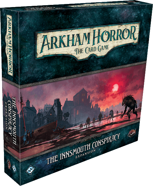 Arkham Horror: The Card Game – The Innsmouth Conspiracy