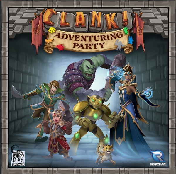 Clank! Adventuring Party