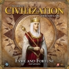 Sid Meier's Civilization: The Board Game - Fame and Fortune ?>