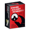 Crabs Adjust Humidity: Volume Five (unofficial expansion for Cards Against Humanity) ?>