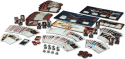 Battlestar Galactica: Daybreak Expansion: The game layout.