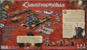 Claustrophobia: back of box