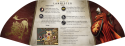 A Game of Thrones: The Board Game (Second Edition): Lannister player screen.
