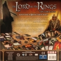 The Lord of the Rings: The Card Game: back of box