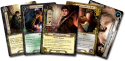 The Lord of the Rings: The Card Game - The Hobbit: On the Doorstep: The cards.