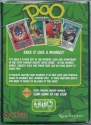 Poo: The Card Game: Back of the box.
