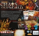 Chaos in the Old World: Back of the box.