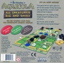 Agricola: All Creatures Big and Small: Back of the box.