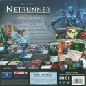 Android: Netrunner: Back of the box.