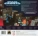 Space Cadets: Back of the box.