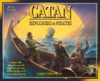(Settlers of) Catan: Explorers & Pirates