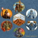Terra Mystica: Fire and Ice: The new factions.
