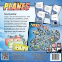 Planes: back of box