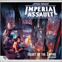 Star Wars: Imperial Assault – Heart of the Empire