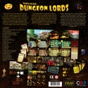 Dungeon Lords: Back of the box.