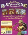 Grand Dames of Small World: Back of the box.