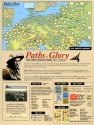 Paths of Glory: Back of the box.