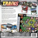 Trains: Back of the box.