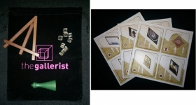 The Gallerist: KS Stretch Goal Combo Pack