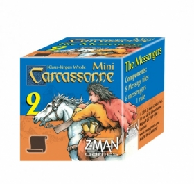 Carcassonne: The Messengers (mini expansion #2)