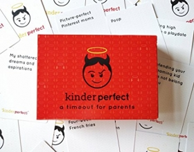 Kinder Perfect: A Timeout for Parents