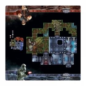 Star Wars: Imperial Assault Skirmish Map - Training Ground