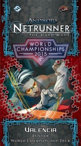 Android: Netrunner - 2015 World Championship Runner Deck