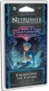 Android: Netrunner - 2015 World Championship Corp Deck