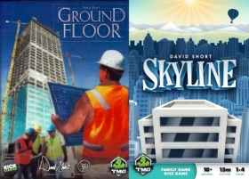 Ground Floor + Skyline Bundle (Kickstarter)