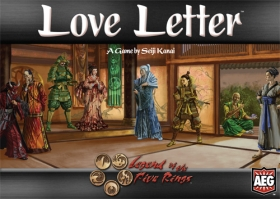 Love Letter: Legend of the Five Rings Edition