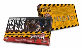 Zombicide Box of Zombies Set 1: Walk of the Dead