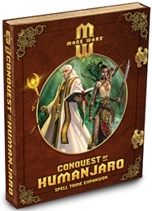 Mage Wars: Conquest of Kumanjaro - Spell Tome Expansion