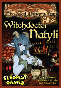 The Red Dragon Inn: Allies - Withdoctor Natyli