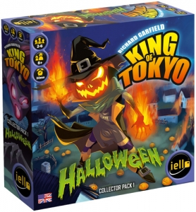 King of Tokyo: Halloween (Collector Pack 1)