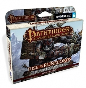 Pathfinder Adventure Card Game: Rise of the Runelords - Spires of Xin-Shalast Adventure Deck