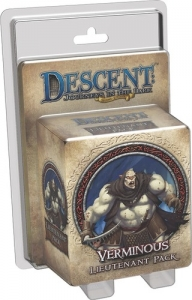 Descent: Journeys in the Dark (Second Edition) - Verminous Lieutenant Pack