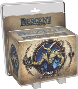 Descent: Journeys in the Dark (Second Edition) - Gargan Mirklace Lieutenant Pack