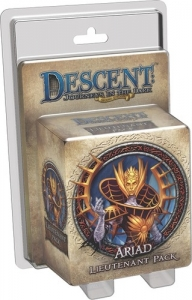 Descent: Journeys in the Dark (Second Edition) - Ariad Lieutenant Pack