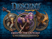 Descent: Journeys in the Dark (Second Edition) - Oath of the Outcast