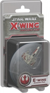 Star Wars: X-Wing Miniatures Game - E-Wing Expansion Pack