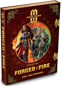 Mage Wars: Forged in Fire - Spell Tome Expansion