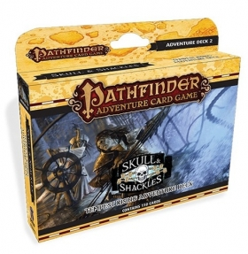 Pathfinder Adventure Card Game: Skulls & Shackles - Tempest Rising Adventure Deck