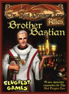 The Red Dragon Inn: Allies - Brother Bastien