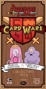 Adventure Time: Card Wars - Princess Bubblegum vs Lumpy Space Princess